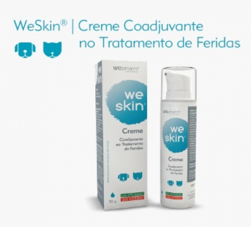 WeSkin (Cicatrizante)